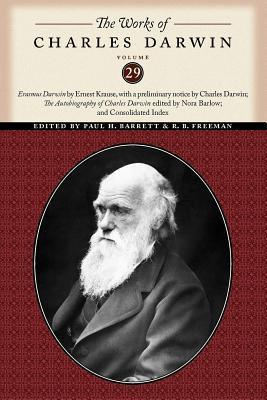 Erasmus Darwin (Works 29)  by  Charles Darwin