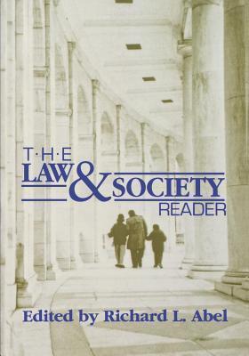 The Law and Society Reader John Morrow