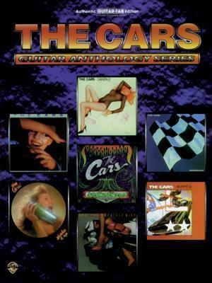 Cars Guitar Anthology  by  Cars
