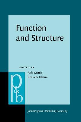 Directions in Functional Linguistics  by  Akio Kamio