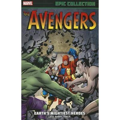 Thumbnail for a review of Avengers Epic Collection: Earth's Mightiest Heroes