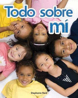 Todo sobre mi Lap Book (All About Me Lap Book): All About Me (Literacy, Language, and Learning) (Spanish Edition)  by  Lee Aucoin