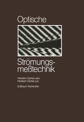 Optische Stromungsmesstechnik Herbert Jun Oertel