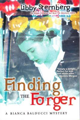 Finding the Forger (Bianca Balducci Mystery, #2)  by  Libby Sternberg