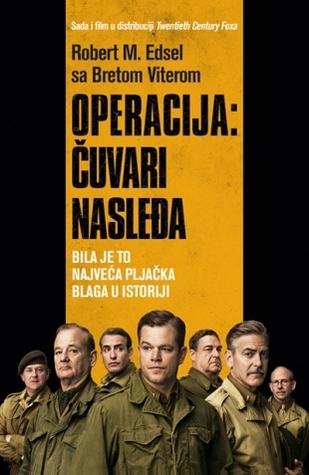Operacija: Čuvari nasleđa  by  Robert M. Edsel
