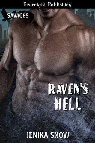 Ravens Hell (Savages, #2)  by  Jenika Snow