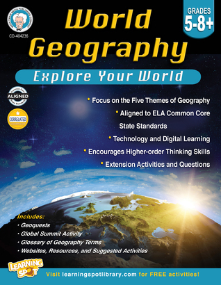 World Geography Resource Book  by  Mark Stange