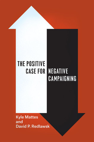 The Positive Case for Negative Campaigning  by  Kyle Mattes