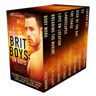 Brit Boys: On Boys Ashe Barker