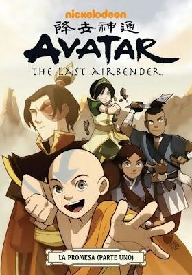 Avatar: El último maestro aire: La promesa, Parte 1 (La promesa, #1)  by  Gene Luen Yang