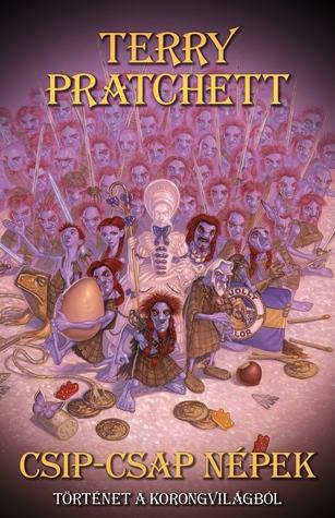 Csip-csap népek (Discworld, #30) (Tiffany Aching, #1) Terry Pratchett