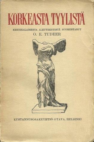 Korkeasta tyylistä  by  Longinus