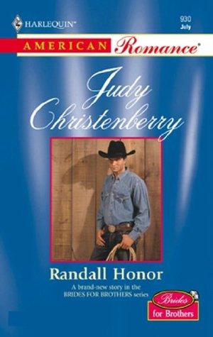 Randall Honor Judy Christenberry