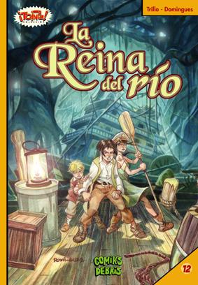 La Reina del Río  by  Carlos Trillo