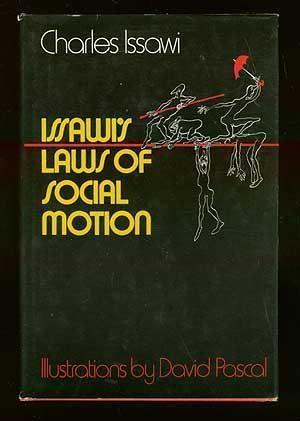 Issawis Laws of Social Motion Charles Philip Issawi