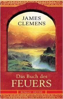 Das Buch Des Feuers James Clemens