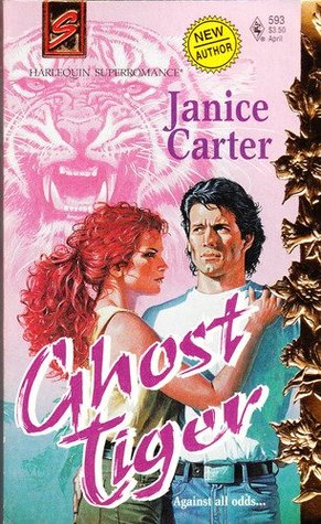 Ghost Tiger  by  Janice Carter