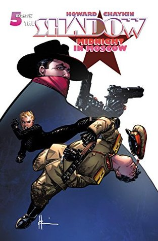 The Shadow: Midnight In Moscow #5  by  Howard Chaykin