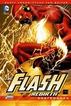 The Flash: Αναγέννηση  by  Geoff Johns
