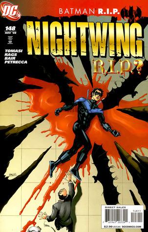 Nightwing (2008) #148  by  Peter J. Tomasi