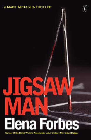 Jigsaw Man  by  Elena Forbes