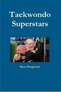 Taekwondo Superstars  by  Marc Zirogiannis