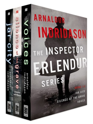 The Inspector Erlendur Series, Books 1-3: Jar City, Silence of the Grave, Voices  by  Arnaldur Indriðason