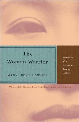The Woman Warrior China Men  by  Maxine Hong Kingston