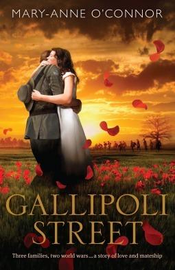 Gallipoli Street Mary-Anne OConnor