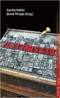Flattersatz: Zeitung in der Lyrik Bernd Philippi
