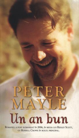 Un an bun  by  Peter Mayle