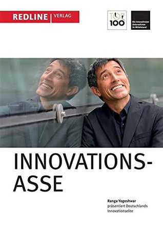 Top 100 2014: Innovationsasse: Ranga Yogeshwar präsentiert Deutschlands Innovationselite Ranga Yogeshwar