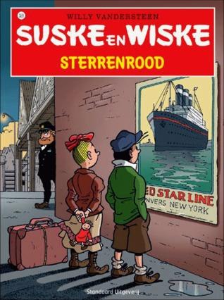 Sterrenrood (Suske en Wiske, #328)  by  Peter van Gucht