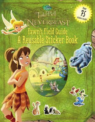 Legend of the NeverBeast: The Reusable Sticker Book  by  Walt Disney Company