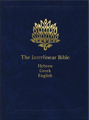 New 4. Vol. Interlinear Bible, Hebrew Greek English W/Lexicons Jay Patrick Green Sr.