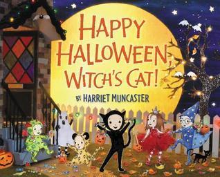 Happy Halloween, Witchs Cat!  by  Harriet Muncaster