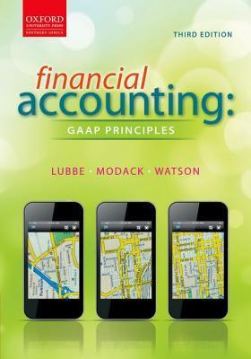 Accounting GAAP  by  Ilse Lubbe