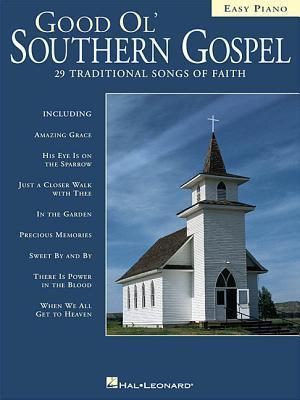 Southern Gospel  by  Hal Leonard Publishing Company