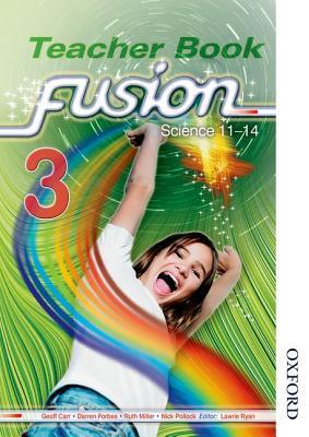 Ks3 Fusion Teacher Book  by  Geoff Carr