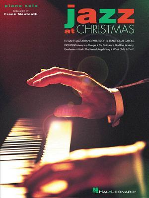 Jazz at Christmas: Piano Solo Frank Mantooth