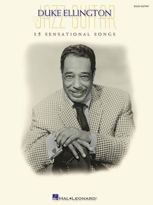 Duke Ellington for Jazz Guitar (Hal Leonard Jazz Play Along)  by  Duke Ellington