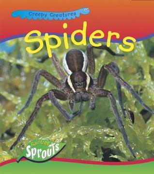 Spiders  by  Monica  Hughes