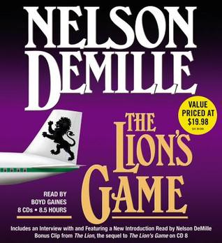 The Lions Game  by  Nelson DeMille