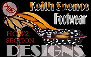 HOW2 Design Footwear: If the shoe fits Keith Spence