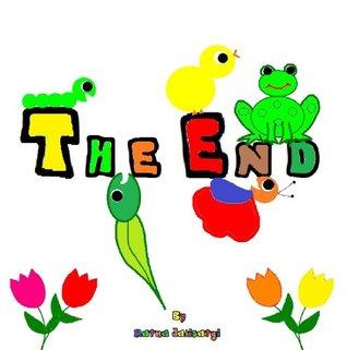 The End  by  Ratna Jalisatgi