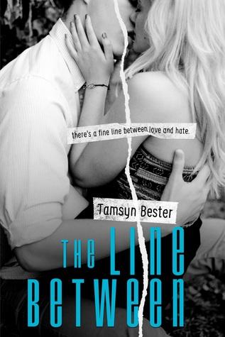 The Line Between (The Line Between, #1) Tamsyn Bester
