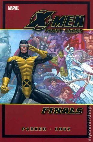 X-Men First Class: Finals  by  Jeff Parker