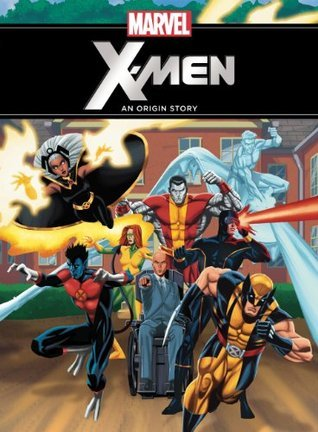 The X-Men  by  Marvel Press