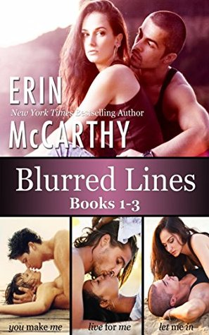 Blurred Lines: Books 1-3  by  Erin McCarthy