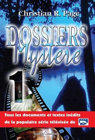 Dossiers mystère - Tome 1 Christian Robert Page